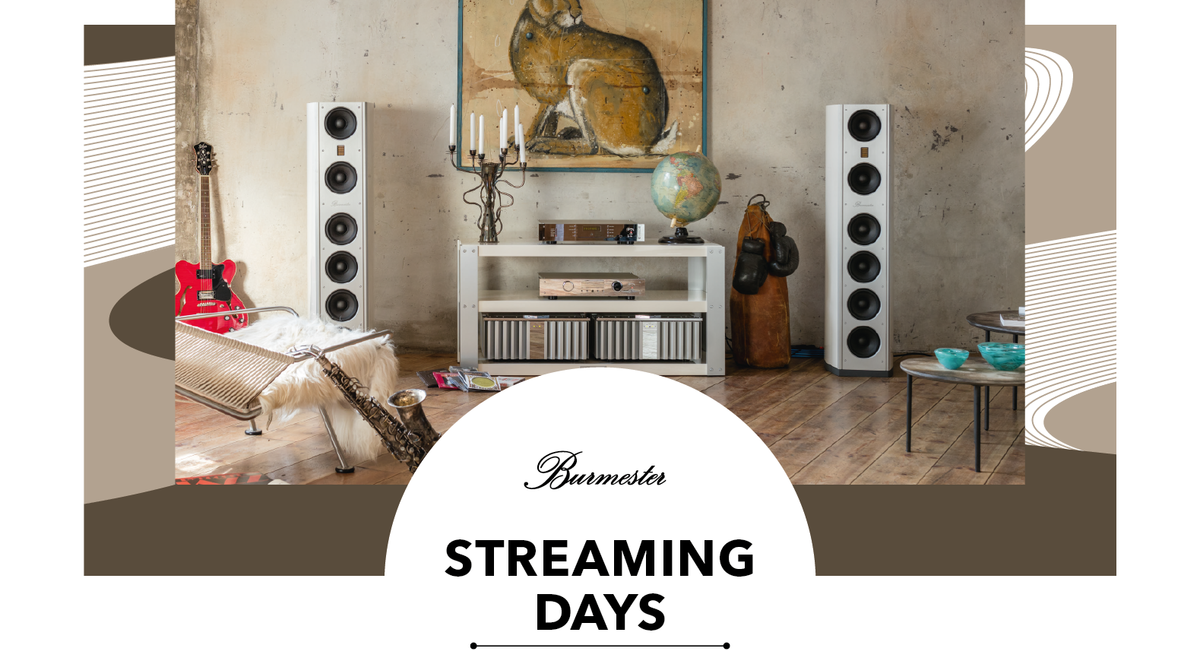 Burmester Streaming Days 2018